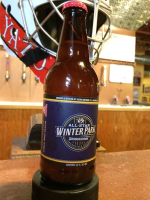 Yazoo Brewing Co. created a limited-edition Winter Park American wheat beer for the NHL All-Star weekend.