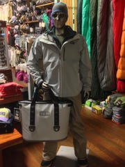The ultimate slopes outfit for him.