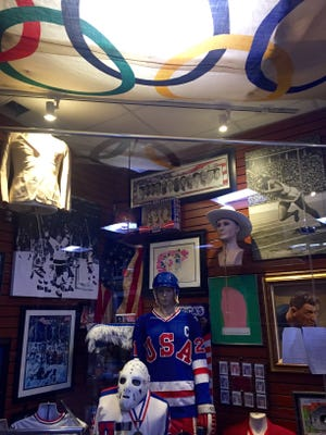 The DePace Sports Museum in Collingswood has unlocked its doors to the public while it puts on the finishing touches in preparation for a March opening date.