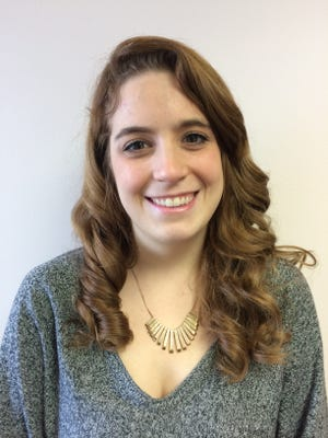 Tenley Hitz was hired as the new Door County University of Wisconsin-Extension Family Living Educator.