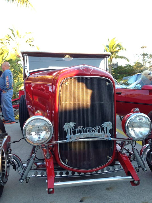 Cruisein For First Monday Fort Myers Beach Car Show - Naples antique car show 2018