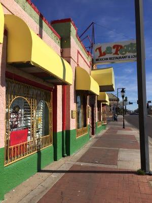 La Perla restaurant in Glendale