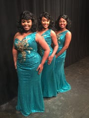 'Dreamgirls' at Center for the Arts.