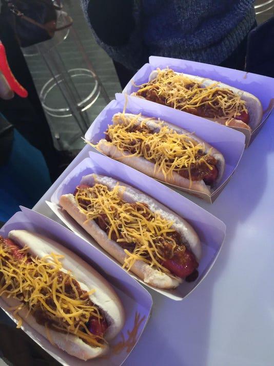Burger King-Hot Dogs