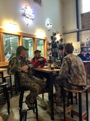 The Madison River Brewing Co. sees a lot of sportsmen in its tasting room.