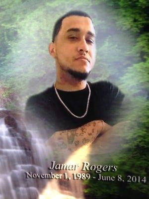 Jamar Rogers