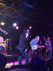 Constantine Maroulis took the Pony stage this past