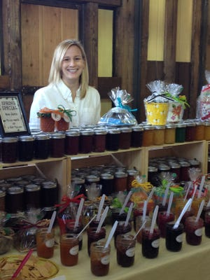 Holly Hindin will sell her small-batch jams at the Asbury Park Holiday Bazaar