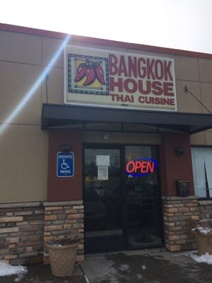Bangkok House, a popular lunch hotspot north of downtown Lansing, reopened this week.