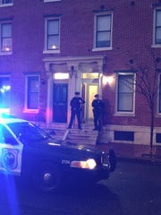 A man was seriously injured in a stabbing early Wednesday morning in Wilmington's West Center City neighborhood.