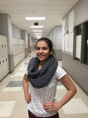 Discovery MS student Lilyan Zebib created a video with Marina Wennstrom on immigration.