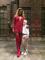 "Graham Montgomery starred in ""Kinky Boots,"" with well-known"