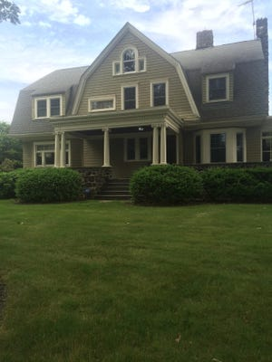 The home's current owners, a married couple with three children, bought it in June 2104 for nearly $1.4 million.