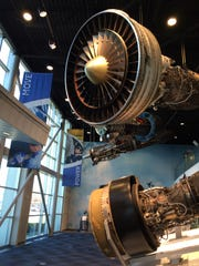 Engines produced throughout General Electric's history