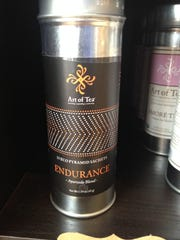 The Foodie Find of the Week is Endurance Tea, sold at Green Cup Cafe in downtown Fort Myers.