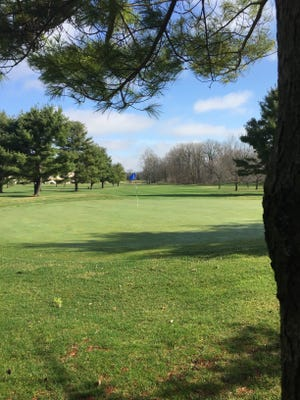 Frankfort Commons is challenging yet inviting for all levels of golfers.