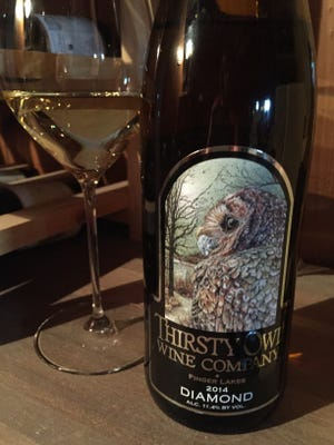 Diamond wine has become a surprise signature of Thirsty Owl Wine Co.