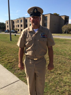 Craig A. Miller, 2001 Stevens Point Area Senior High graduate, has advanced rank to Chief. Miller is serving in his 14th year as a U.S. Navy Seabee in Gulfport, Mississippi. His parents are Al and Wanda Miller of Plover.