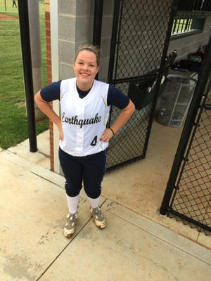 Tessa Embry, a 14-year-old in Evansville, wrote in an essay that regardless of what the BMI says, she's proud of her strong body.