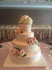 Whipped Bakery is known for its wedding cakes, custom