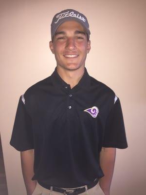 Clarkstown North boys golf's Shkelqim Kukaj is this week's Journal News Rockland Scholar-Athlete of the Week
