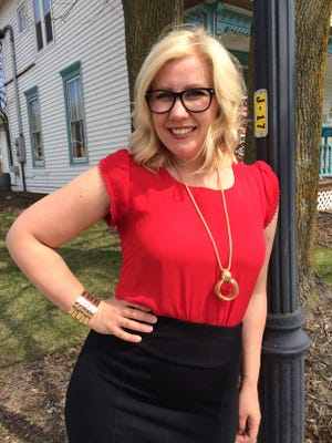 Aubrey Immel, 30, is the new Program Manager for the NexGen Door County Young Professionals Network.