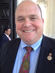 Rep. Tom Reed of Corning