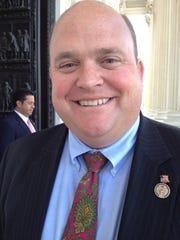 Rep. Tom Reed of Corning