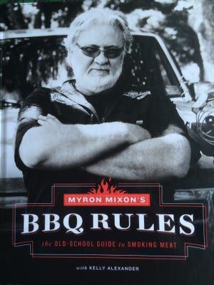 """Myron Mixon's BBQ Rules: the Old-School Guide to Smoking Meat"""