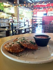 Prospector's Place in Hurricane offers fried ravioli among its side dishes.