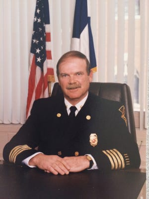 Former Indianapolis Fire Department Chief Keith D. Smith