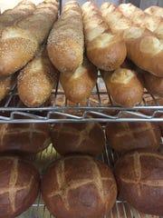 Bread Tony and Vinnies