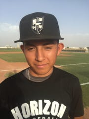 Horizon pitcher Armando Rodriguez