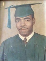 Wheatley Graham Jr. graduation photo.