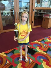 Lily Snyder, operator of Lily's Lemonade for a Cause, has won the best business contest the past two years.