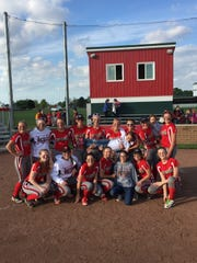 Oak Harbor earned a sectional crown in Division II.