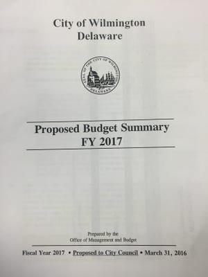 The 2017 Wilmington Budget