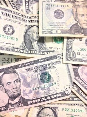 Money file photo