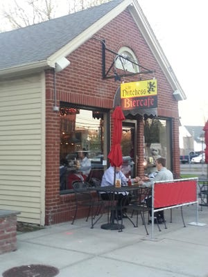 The Dutchess Biercafe, Fishkill.