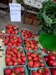 Strawberries, shown here from Haynicz's Orchard View