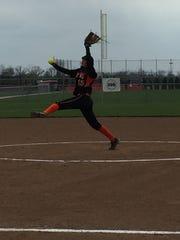 Gibsonburg senior Sam deAnda earned second-team all-Ohio status. She was first-team all-district.