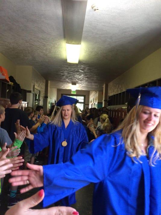 Stayton graduation