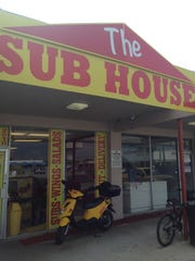 The Sub House opened on Fowler Street in Fort Myers in March.