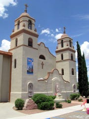 St. Ann Catholic Church, built in 1918, celebrated its 67th annual Fiesta and Barbecue at the church, 400 S. Ruby St.