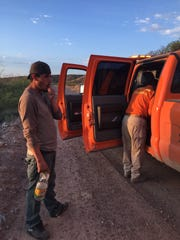 Beta Group on June 15 rescues a 29-year-old migrant from Parral in the Valley of Juárez.
