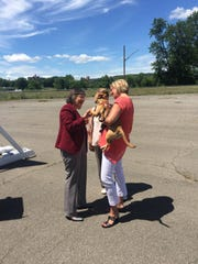 Assemblywoman Donna Lupardo announced Monday the Broome County Humane Society is $250,000 closer to its campaign goal.