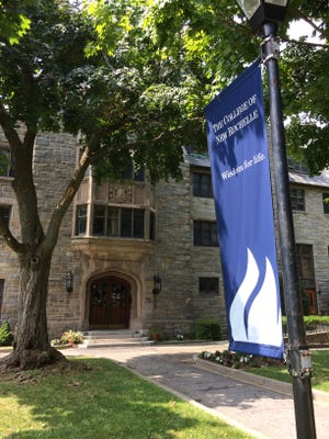 The College of New Rochelle School of Nursing received a near $2.6 million federal grant Thursday, its fourth major grant in three years.