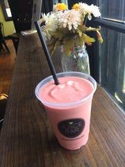 Try the PB&J Shake at I Love Juice Bar in Brentwood,