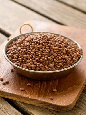 One cup of cooked lentils has 18 grams of protein.