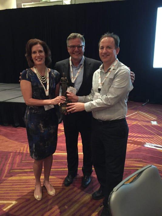 MPAC award